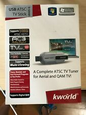 Kworld ATSC TV Stick UB435-Q (USB ATSC tuner)