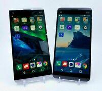 LG V20- 64GB- Black/Silver- ( Verizon/TMobile/AT&T/Sprint )Good/Fair Condition