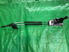 SKODA CITIGO 5 SPEED MANUAL GEAR STICK SELECTOR + CABLES 1S0711061A
