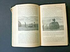 Department of Agriculture Yearbook 1895  Hemp Atlanta Exposition Salt Marshes >