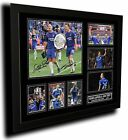 FRANK LAMPARD & JOHN TERRY CHELSEA FC SIGNED LIMITED EDITION FRAMED MEMORABILIA