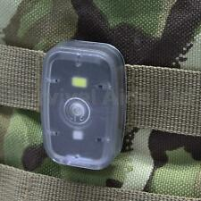 Multi-Purpose MOLLE Clip On Light, Silverpoint