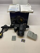 Canon PowerShot SX530 HS Digital Camera with Memory Card Box & Wall Charger