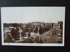 Postcard. Hyde Park Corner and Piccadilly. 1929 postmark,  to Switzerland.