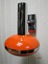70er Jahre Wandlampe Sölken V3116 space age lamp
