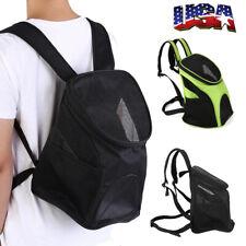 Compact Pet Cat Dog Puppy Carrier Travel Bag Mesh Breathable Shoulder Backpack