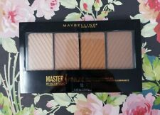 Maybelline Master Bronze By FaceStudio Highlight & Bronze Kit #10 0.47 Oz