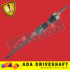 BRAND NEW CV JOINT DRIVE SHAFT HOLDEN RODEO R9 98-03 Passenger Side