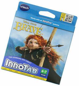 Vtech InnoTab Disney Pixar Brave Learning Game