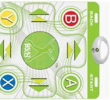 USED + BONUS ITEMS--Xbox 360 MadCatz DanceDance Revolution Beatpad CardioWorkout