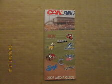 Canadian Americam Association Vintage Circa 2007 35 Page Baseball Media Guide