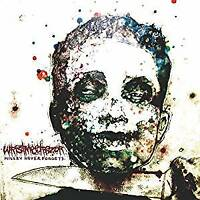 Wristmeetrazor - Misery Never Forgets (NEW CD)