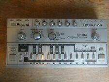 Roland TB-303 Bass Line Synthesiser