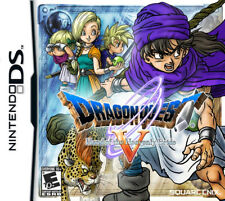 Dragon Quest V: Hand of the Heavenly Bride NDS New Nintendo DS