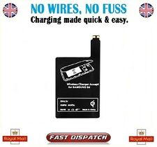 Qi Standard Wireless Charging Receiver Coil For Samsung Galaxy S4