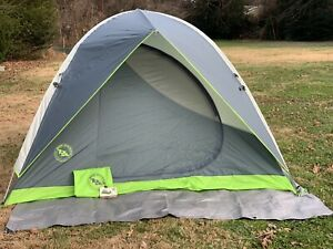 New open box - Big Agnes - Rabbit Ears 4 - Tent with Fly