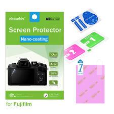 Protector de pantalla para protección de película de vidrio templado FujiFilm X20