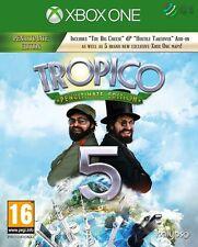 TROPICO 5 penultima Edizione XBOX ONE * NUOVO SIGILLATO PAL *
