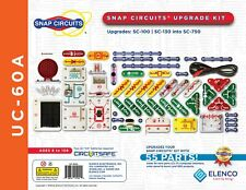 Elenco UC-60A Snap Circuits Upgrade Kit SC100/SC130 into SC750
