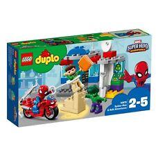 LEGO Duplo Spider-Man & Hulk Adventures 2018 (10876)