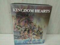 SONY PS2 Japan Kingdom Hearts Trinity Master Pieces Limited Edition RARE F/S