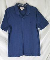 An Original Penguin by Munsingwear Mens XL Blue Polo Shirt Heritage Slim Fit