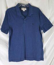 An Original Penguin by Munsingwear Mens XL Blue Polo Shirt Heritage Slim Fit