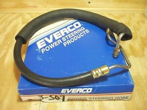 1980 1981 Ford Mustang Fairmont Thunderbird power steering cyl hose #67507 NOS!