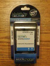 DIGITAL ENERGY Desktop Battery Pack Kit (Charging Dock) for HTC Phones #230-1348