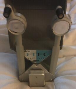 VTG 1961 8MM Baia Reviewer Dual 8 Movie Editor Viewer Model Home Film SUPER 8