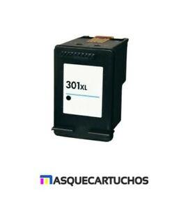 CARTUCHO HP COMPATIBLE 301XL NEGRO  DESKJET 1000  1050  1010  1510  2050  2510