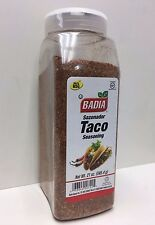 2 Bottles-Taco/Seasoning/Mexican/Blend/Mix/Sazonador/para/Tacos/Kosher/2x21 oz