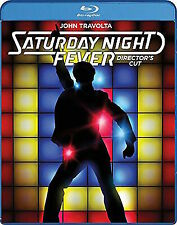 Saturday Night Fever (Blu-ray Disc, 2017, Anniversary Edition)