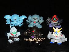 Bandai SD Gundam Full Color Part 18 gashapon figure (full set of 6 figures)