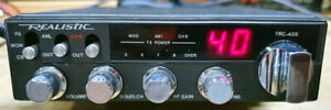 Vintage Realistic TRC-435 CB AM Radio
