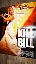 tarantino KILL BILL 2 !  affiche cinema