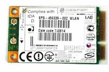 HP 459339-004 459339-002 LAPTOP WI-FI WIRELESS NETWORK MINI PCI CARD 802.11b/g!