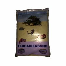Terrariensand hellgelb trocken 5kg - Terrarium Sand Bodengrund