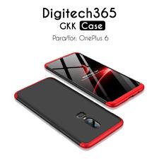 Funda carcasa GKK 3 en 1 completo 360º para OnePlus 6 (A6003)