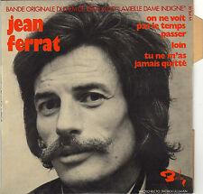 BOF LA VIEILLE DAME INDIGNE JEAN FERRAT FRENCH ORIG EP OST