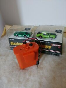 Mattel Hot Wheels Sizzlers Mustang Car with Charger