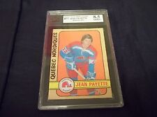 1972-73 OPC O-Pee-Chee WHA #311 Jean Payette RC Quebec Nordiques - KSA 8.5 NMM+