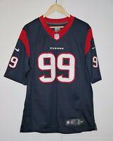 2013 Nike NFL Houston Texans JJ Watt #99 On Field Jersey sz M USED