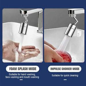 720° Universal Faucet Aerator 2 modes Water Outlet tap Splash Filter