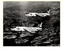 Vought Crusaders RF86 VFP306 Navy Fighter Aircraft Photo 8x10 NAF DC
