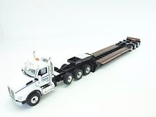 New! Komatsu Kenworth Track T880 trailer set 1/50 First Gear f/s from Japan