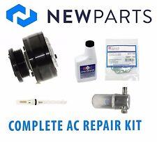For Chevrolet S10 Blazer 1994 4.3L Complete A/C Repair Kit Compressor w/ Clutch