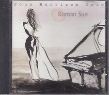 JOHN HARRISON TRIO - roman sun CD