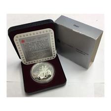 1990 Kelsey Exploration Canadian Silver Dollar Proof