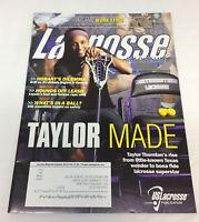 January 2013 LACROSSE magazine ~ TAYLOR THORNTON